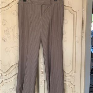 Ann Taylor Signature Collection dress pants.